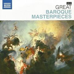Naxos 25th Anniversary The Great Classics Box #8 - CD 1 Baroque Favourites