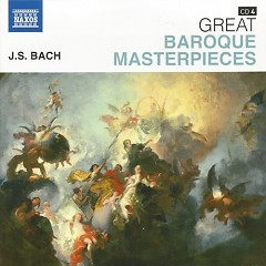 Naxos 25th Anniversary The Great Classics Box #8 - CD 4 Bach - Orchestral Suites 1 - 4 (No. 2)