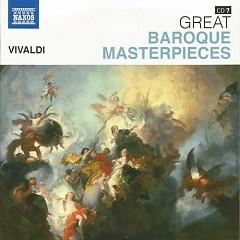 Naxos 25th Anniversary The Great Classics Box #8 - CD 7  - 4 Seasons & 3 Violin Concertos (No. 2)