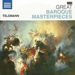 Naxos 25th Anniversary The Great Classics Box #8 - CD 9 Telemann - Concertos (No. 1)