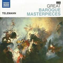 Naxos 25th Anniversary The Great Classics Box #8 - CD 9 Telemann - Concertos (No. 2)