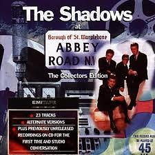 The Shadows At Abbey Road (No. 1) - The Shadows