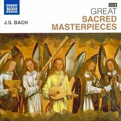 Naxos 25th Anniversary The Great Classics Box #9 - CD 3 J.S. Bach St. Matthew Passion (Highlights)
