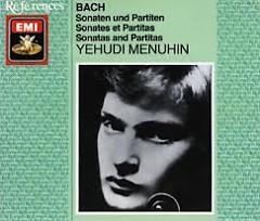 Bach - Sonate E Partite per Violino Solo CD 1