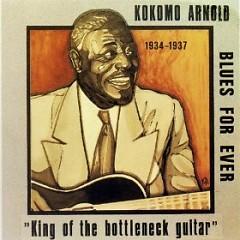 King Of The Bottleneck Guitar (No. 1) - Kokomo Arnold
