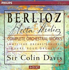 Berlioz - Complete Orchestral Works (CD 6)