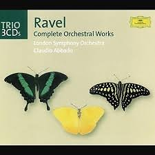 Ravel - Complete Orchestral Works CD 3