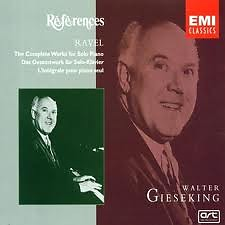 Maurice Ravel - Complete Works For Solo Piano (CD 1)