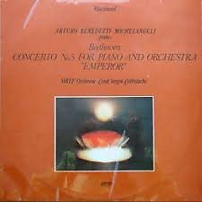 Beethoven Piano concerto No. 5 Es Dur