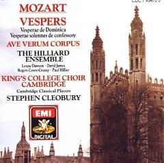 Mozart - Vespers
