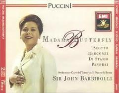 Puccini - Madama Butterfly CD 1