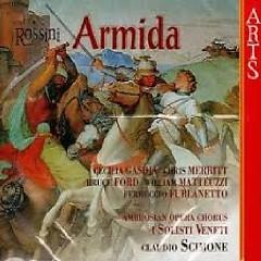 Rossini - Armida CD 2 (No. 1) - Claudio Scimone,I Solisti Veneti