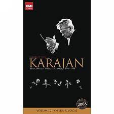Karajan Complete EMI Recordings Vol. II Disc 40 (No. 1)