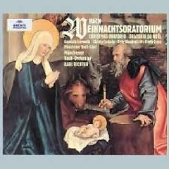 Bach - Weihnachtsoratorium CD 3 (No. 1)