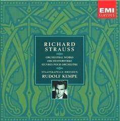 Strauss - Orchestral Works Disc 2
