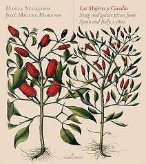 Las Mujeres Y Cuerdas - Songs And Guitar Music (No. 2) - Marta Almanjano,Jose Miguel Moreno