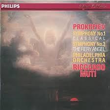 Prokofiev - Symphonies Nos. 1 & 3