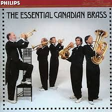 The Essential Canadian Brass (No. 1)