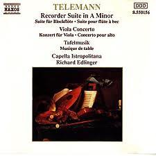 Telemann - Viola Concerto (No. 2)