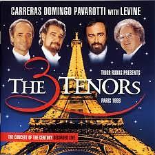 The 3 Tenors -  Paris 1998 (No. 2) - The Three Tenors