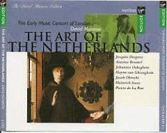 The Art Of The Netherlands CD 1(No. 1)