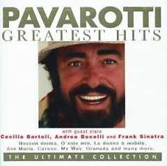 Pavarotti - Greatest Hits CD 2 (No. 2) - Luciano Pavarotti