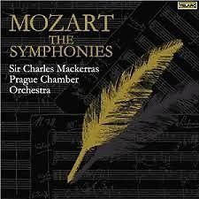 Mozart The Symphonies CD 10 - Charles Mackerras,Prague Chamber Orchestra