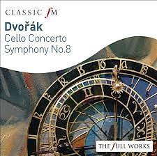 Dvorak - Cello Concerto And Symphony No. 8 - Julian Lloyd Webber