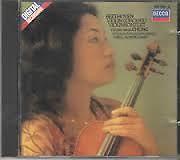 Beethoven - Violin Concerto - Kirill Kondrashin,Kyung-wha Chung,Vienna Philharmonic