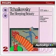 Tchaikovsky - The Sleeping Beauty CD 2 (No. 1 ) - Antal Doráti,Royal Philharmonic Orchestra