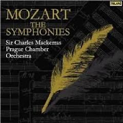 Mozart The Symphonies CD 8 - Charles Mackerras,Prague Chamber Orchestra