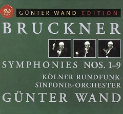 Bruckner - Complete Symphonies Nos 1 - 9 Disc 3 - Günter Wand,Kolner Rundfunk Sinfonie Orchester