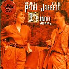 Handel - Sonatas (No. 1) - Michala Petri,Keith Jarrett