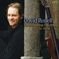 Renaissance Favorites For Guitar (No. 2) - David Russell