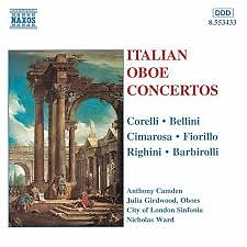 Italian Oboe Concertos - Nicholas Ward,Various Artists