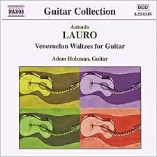 Lauro - Venezuelan Waltzes For Guitar (No. 2) - Adam Holzman