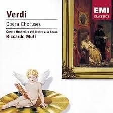 Verdi - Opera Choruses  - Lamberto Gardelli