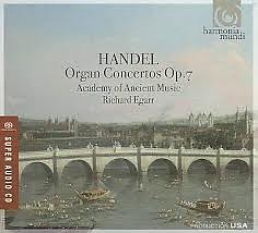 Handel - Organ Concertos Op. 7 Disc 2 - Richard Egarr,Academy Of Ancient Music