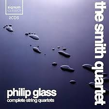 Philip Glass - Complete String Quartets CD 1 - Philip Glass
