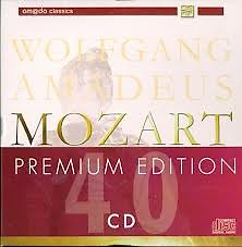 Mozart - Premium Edition CD 2