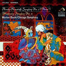 Rimsky Korsakoff - Symphony No. 2 Antar - Morton Gould,Chicago Symphony Orchestra