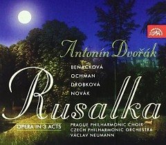 Dvorak - Rusalka  Akt 3 - Václav Neumann,Czech Philharmonic Orchestra