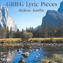 Grieg - Lyric Pieces CD 5 (No. 1)  - Hakon Austbo