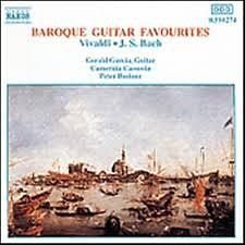 Baroque Guitar Favourites - Gerald Garcia