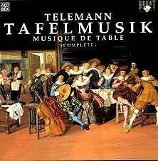 Tafelmusik - Musique De Table CD 4 (No. 1) - Pieter-Jan Belder