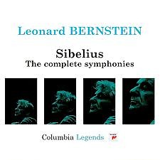 Sibelius - The Complete Symphonies CD 3 - Leonard Bernstein,New York Philharmonic