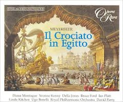 Meyerbeer - Il Crociato in Egitto CD 1 (No. 1) - David Parry,Royal Philharmonic Orchestra