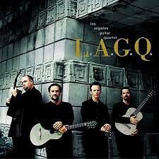 L.A.G.Q. - Los Angeles Guitar Quartet