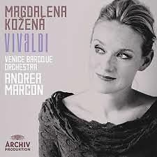 Vivaldi - Opera & Oratorio Arias - Magdalena Kozena - Magdalena Kozena,Andrea Marcon,Venice Baroque Orchestra