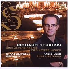 Eine Alpensinfonie Op. 64, Vier Letzte Lieder (No. 1) - Dresden Staatskapelle Orchestra